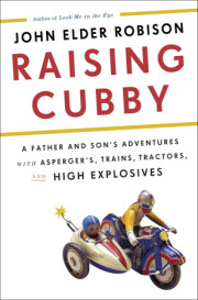 Raising Cubby, a memoir of an unconventional dads relationship with his equally offbeat son