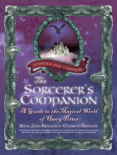 The Sorcerer's Companion Cover
