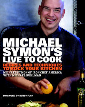 Michael Symon's Live to Cook Cover