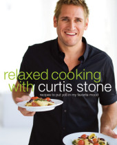 Relaxed Cooking with Curtis Stone Cover