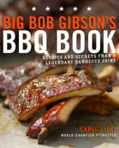 Big Bob Gibson's BBQ Book Cover
