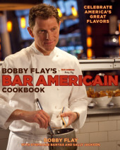 Bobby Flay's Bar Americain Cookbook Cover