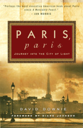Paris, Paris Cover