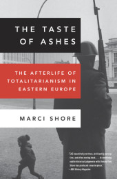 The Taste of Ashes Cover