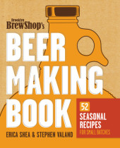 Brooklyn Brew Shop's Beer Making Book Cover