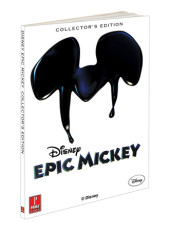 Disney Epic Mickey Collector's Edition Cover