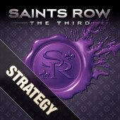 Saints Row: The Third - Studio Edition Cover