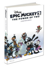 Disney Epic Mickey 2: The Power of Two Collector's Edition Cover