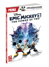 Disney Epic Mickey 2: The Power of Two Cover