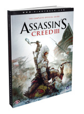 Assassin's Creed III - The Complete Official Guide Cover