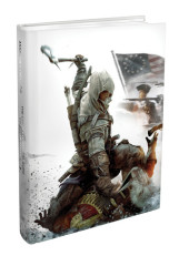 Assassin's Creed III - The Complete Official Guide - Collector's Edition Cover