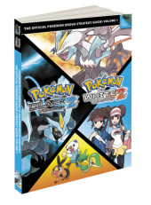 Pokemon Black Version 2 & Pokemon White Version 2 Scenario Guide Cover
