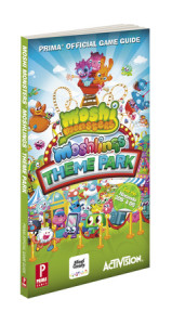 Moshi Monsters Moshlings Theme Park Cover