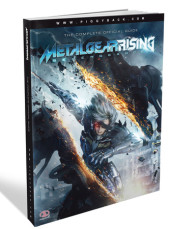 Metal Gear Rising: Revengeance The Complete Official Guide Cover
