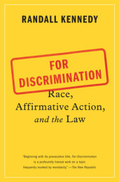 For Discrimination Cover