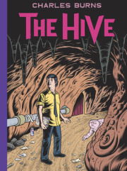 Gifts for the Geek: Day 17: 'The Hive' by Charles Burns