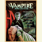 The Vampire Archives Cover