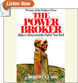The Power Broker: Volume 1 of 3