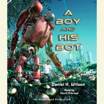 A Boy and His Bot Cover