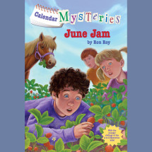 Calendar Mysteries #6: June Jam Cover