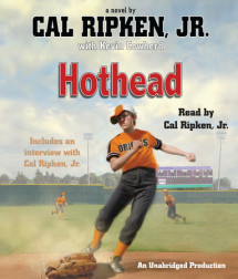 Cal Ripken, Jr.'s All-Stars: Hothead Cover