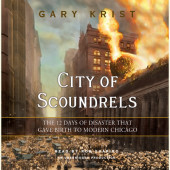 City of Scoundrels Cover