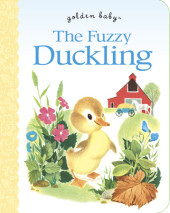 The Fuzzy Duckling Cover