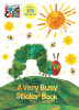 A Very Busy Sticker Book (The World of Eric Carle)