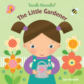The Little Gardener Cover