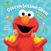 Over on Sesame Street (Sesame Street) Cover