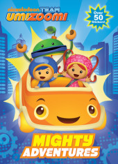 Mighty Adventures (Team Umizoomi) Cover