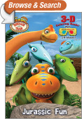Jurassic Fun (Dinosaur Train)