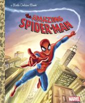 The Amazing Spider-Man (Marvel: Spider-Man) Cover