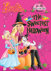 The Sweetest Halloween (Barbie) Cover