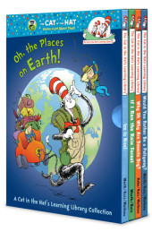 Oh, the Places on Earth! A Cat in the Hat's Learning Library Collection Cover