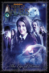 The Eye of Horus (House of Anubis) Cover