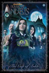 The Cup of Ankh  (House of Anubis) Cover