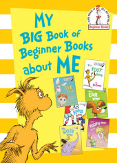 My Big Book of Beginner Books About Me Cover