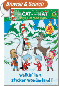 Walkin' in a Sticker Wonderland! (Dr. Seuss/Cat in the Hat)