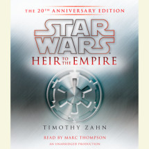 Heir to the Empire: Star Wars Cover
