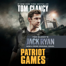 Patriot Games Cover