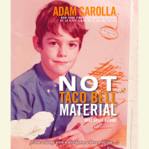 Not Taco Bell Material Cover