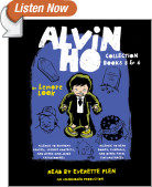 Alvin Ho Collection: Books 3 and 4