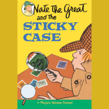 Nate the Great and the Sticky Case Cover