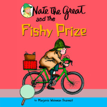 Nate the Great and the Fishy Prize Cover