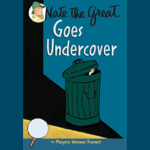 Nate the Great Goes Undercover Cover