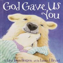 God Gave Us You Cover