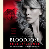 Bloodrose: A Nightshade Novel Cover
