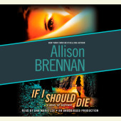 If I Should Die (with bonus novella Love Is Murder) Cover