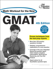 Math Workout for the New GMAT, 4th Edition Cover